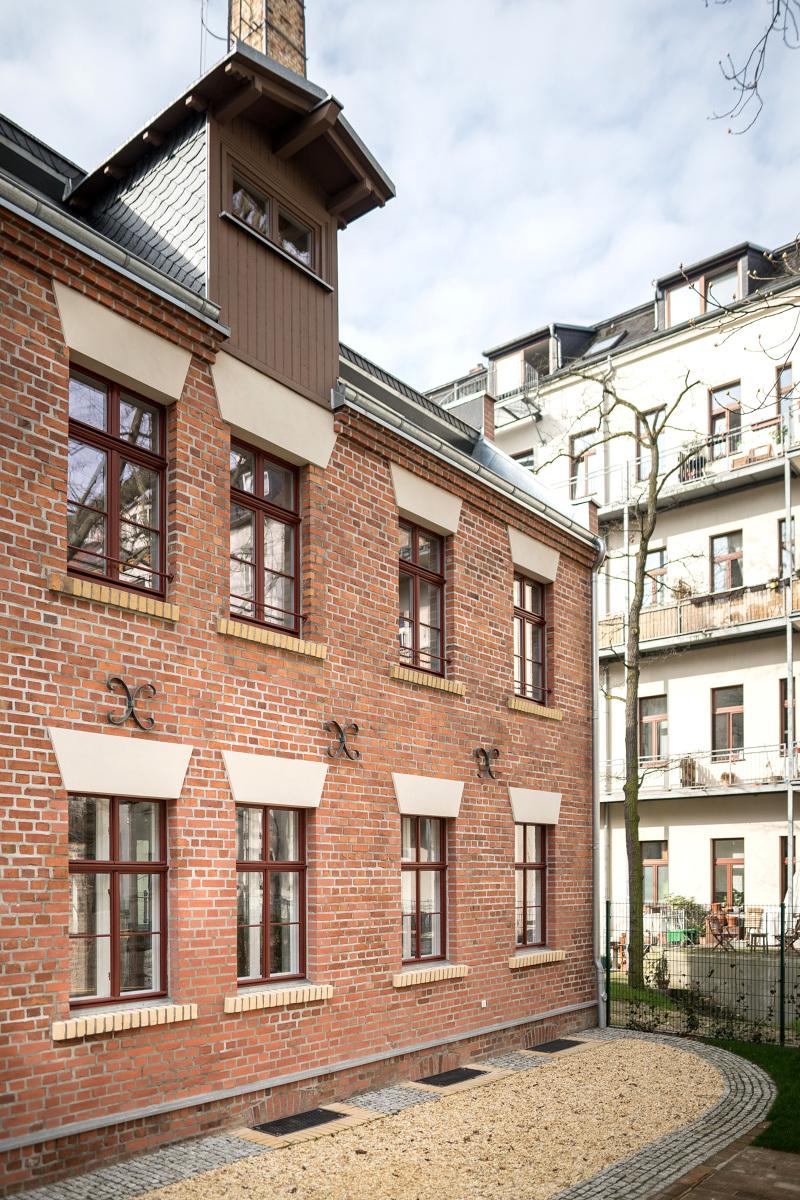 Denkmalgesch tzte glasfabrik mars architekten - Mars architekten ...